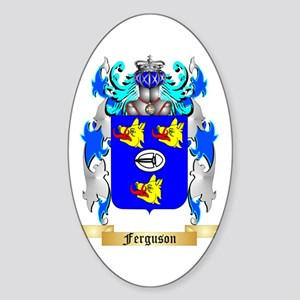 Ferguson Sticker (Oval)