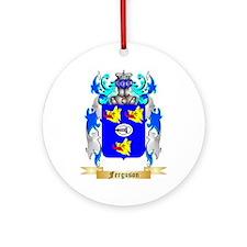 Ferguson Ornament (Round)