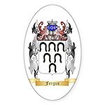 Fergus Sticker (Oval 10 pk)