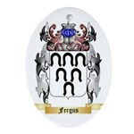Fergus Ornament (Oval)