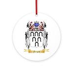 Fergus Ornament (Round)