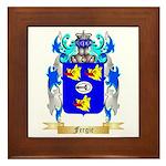 Fergie Framed Tile