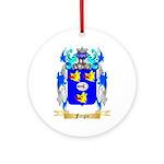 Fergie Ornament (Round)