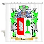 Ferencz Shower Curtain
