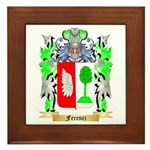 Ferencz Framed Tile