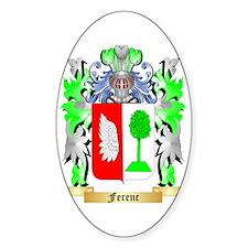 Ferenc Sticker (Oval)