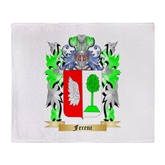 Ferenc Throw Blanket
