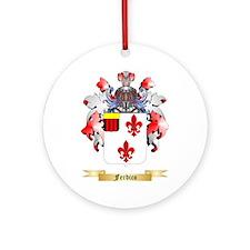 Ferdico Ornament (Round)