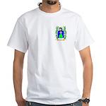 Feore White T-Shirt