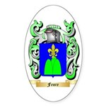 Feore Sticker (Oval)