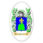 Feore Sticker (Oval 50 pk)