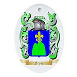 Feore Ornament (Oval)