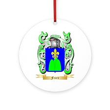 Feore Ornament (Round)