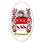 Fenwick Sticker (Oval 10 pk)