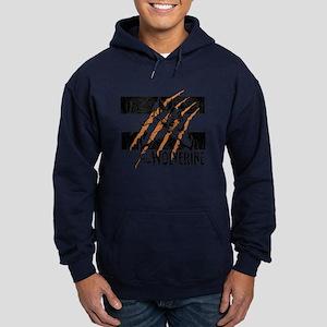 Wolverine Scratch Hoodie (dark)