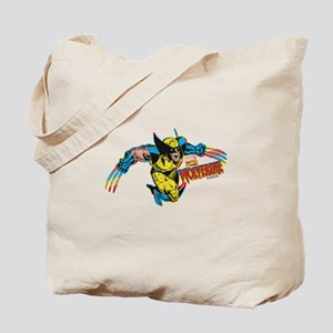 Wolverine Attack Tote Bag