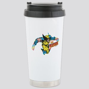 Wolverine Attack Stainless Steel Travel Mug
