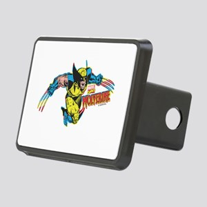 Wolverine Attack Rectangular Hitch Cover