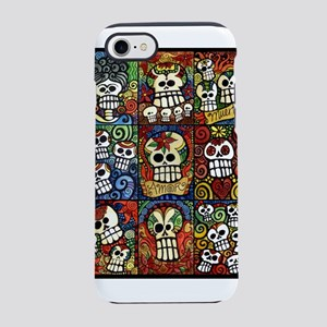Day of the Dead Sugar Skulls Collection iPhone 7 T