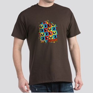 Wolverine Collage Dark T-Shirt