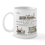 H K Porter & Company, 1890 Mug