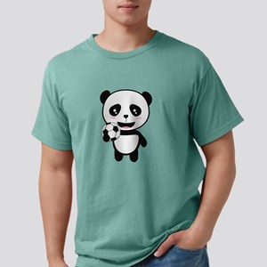 Soccer Panda with ball T-Shirt