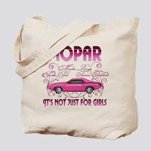 Mopar - Its not just for girls Tote Bag