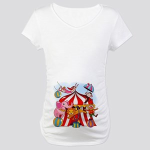 The Circus is in Town Maternity T-Shirt