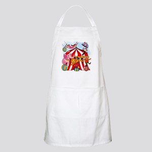 The Circus is in Town Apron