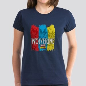 Wolverine Paint Women's Dark T-Shirt