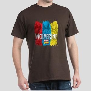 Wolverine Paint Dark T-Shirt