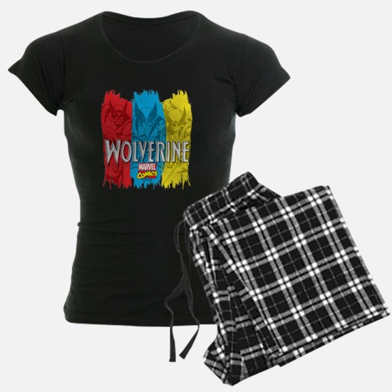 Wolverine Paint Pajamas