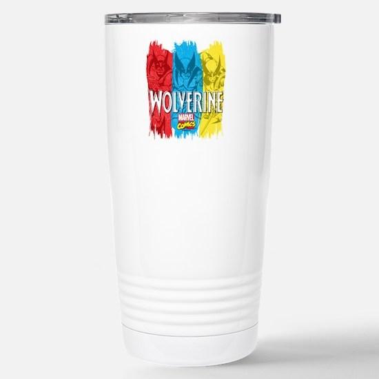 Wolverine Paint Stainless Steel Travel Mug