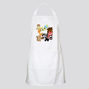 Forest Friends Apron