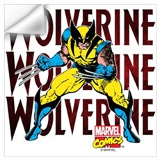 Wolverine Wall Art Wall Decal