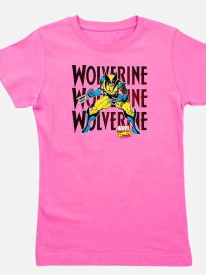 Wolverine Girl's Tee