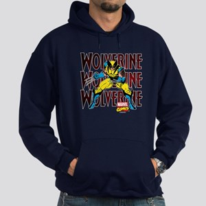 Wolverine Hoodie (dark)