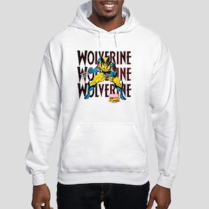 Wolverine Hooded Sweatshirt