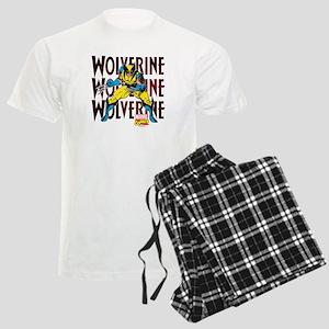 Wolverine Men's Light Pajamas