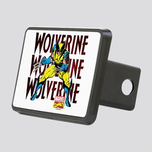 Wolverine Rectangular Hitch Cover
