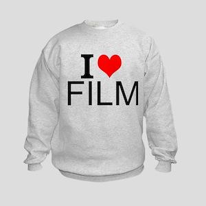 I Love Film Sweatshirt