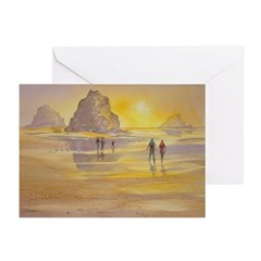 Ebb Tide Note Cards (Pk of 10)