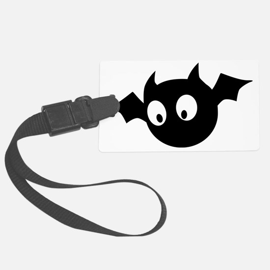 Cute Bat Luggage Tag