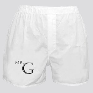 Mr. G Boxer Shorts