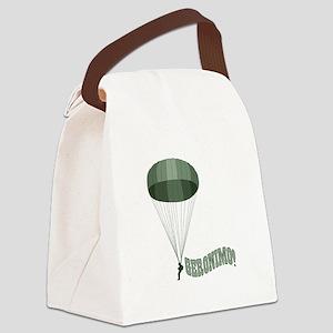 Geronimo! Canvas Lunch Bag
