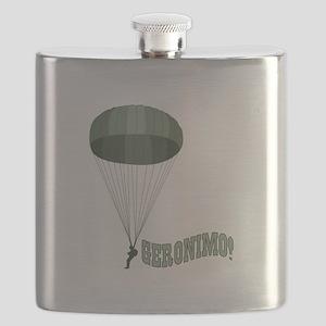 Geronimo! Flask