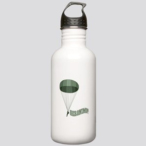 Geronimo! Water Bottle
