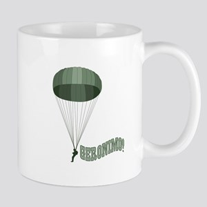 Geronimo! Mugs