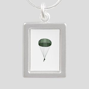 Airborne Paratrooper Necklaces