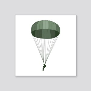 Airborne Paratrooper Sticker